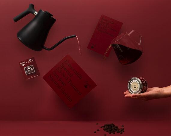 Campos Coffee's special release: Tumaco San Jose ES-N-5, a natural Geisha coffee from Hacienda La Esmeralda in Panama.