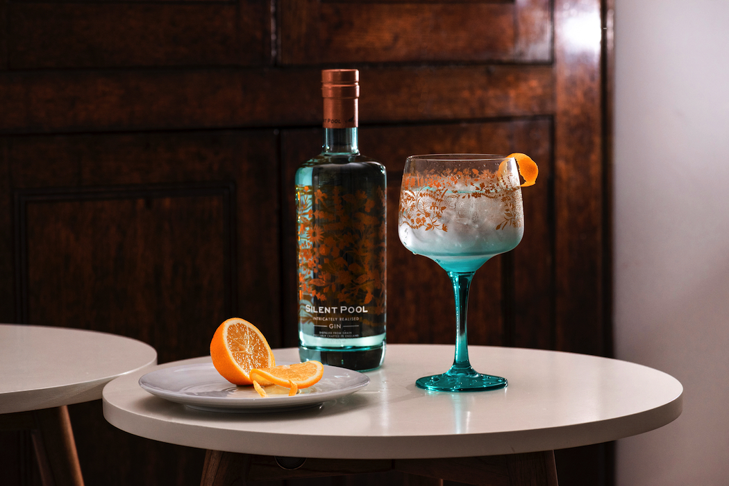 Silent Pool gin and how to take your G & T to the next level
